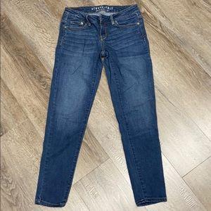Aeropostale jeans petite